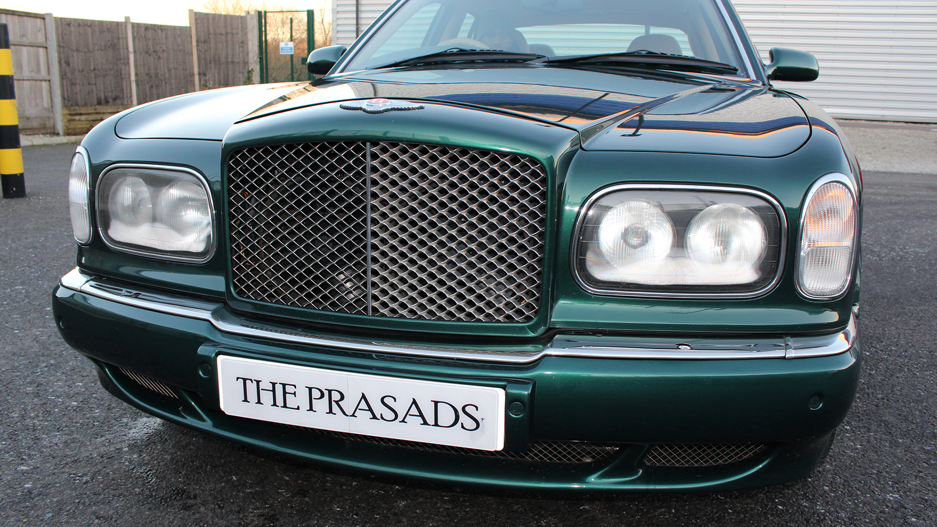 Prasads Automotive Green Arnage